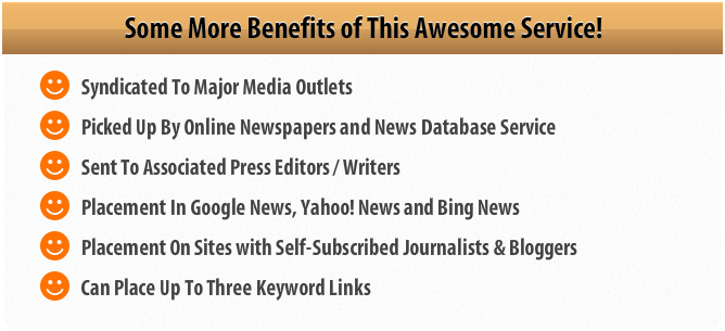 Benefits of Press Release Syndication Services